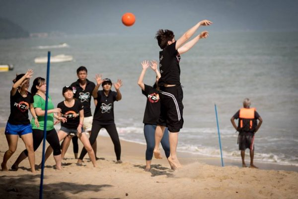 Penang Team Building Beach Activity