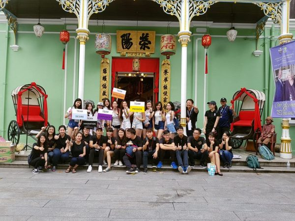 Penang Georgetown Heritage Corporate Team Building