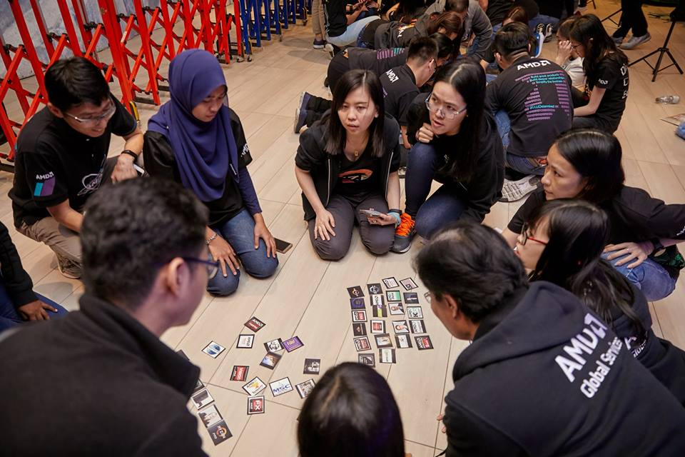 Malaysia Genting First World Team Building Activities