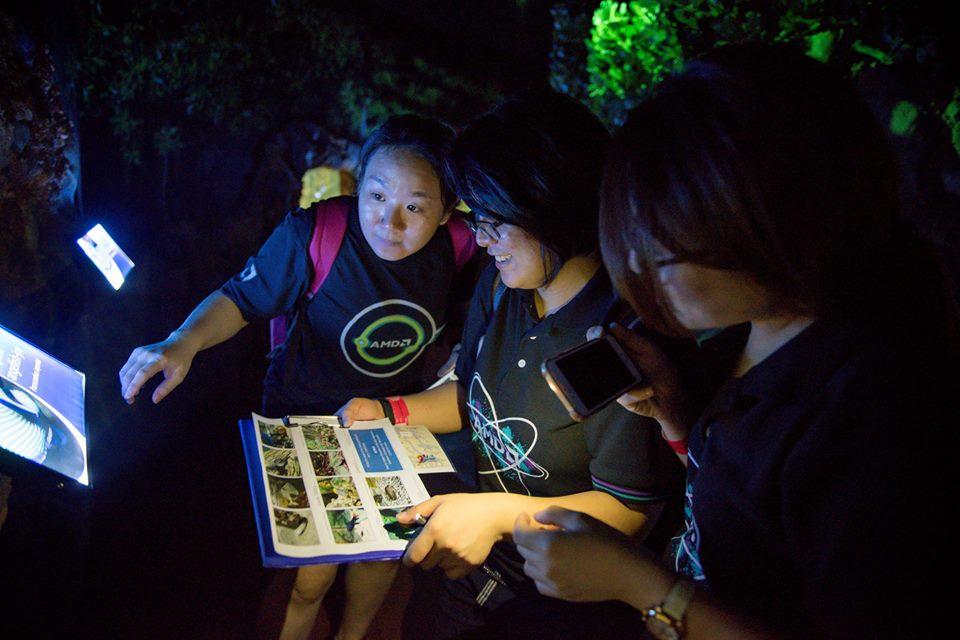 Penang The Top Aquarium Mall Indoor Team Building Activities
