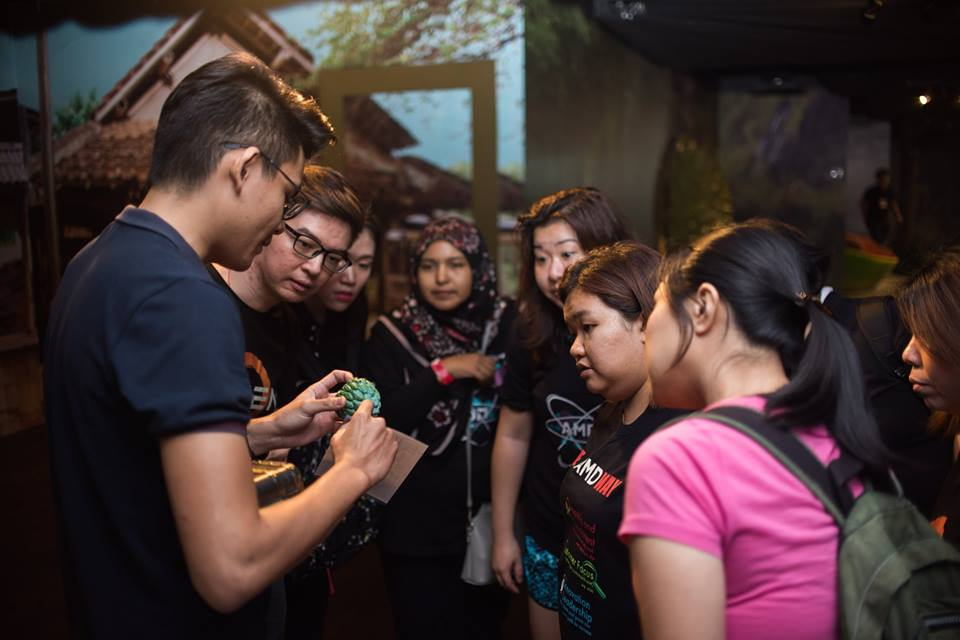 Penang Durian The Top Mall Indoor Team Building Activities