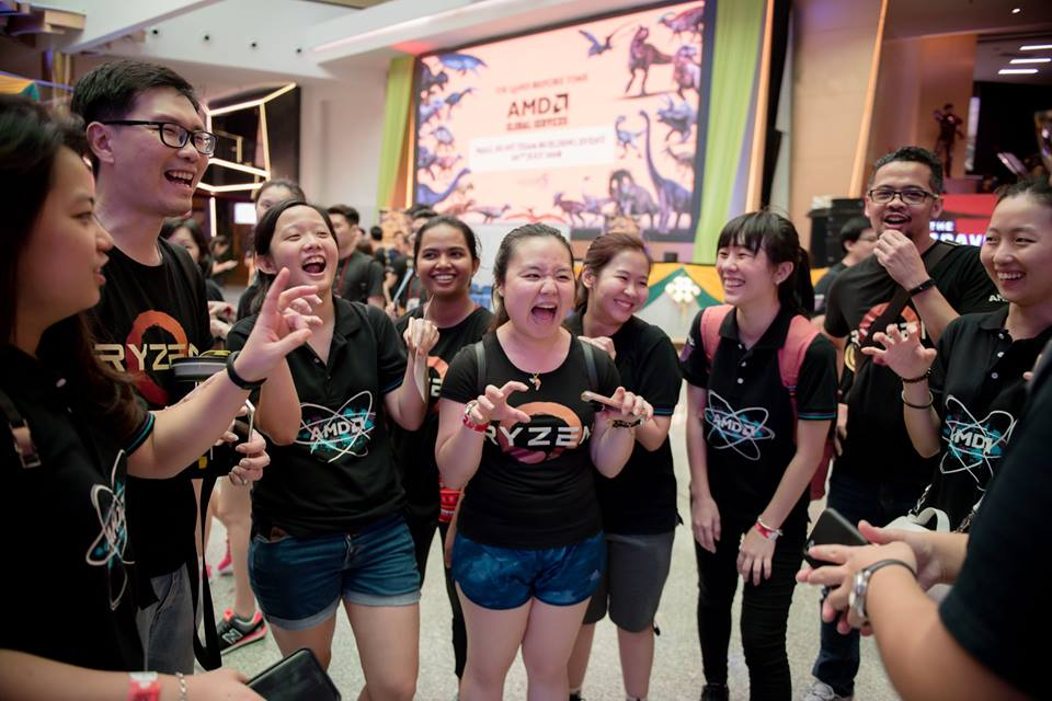 Penang The Top Mall Indoor Team Building Activities