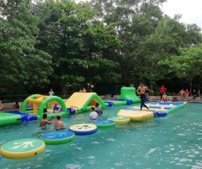 Special Penang Escape Theme Park Corporate Team Building with MTSC