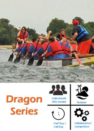 Dragon Boat Outdoor