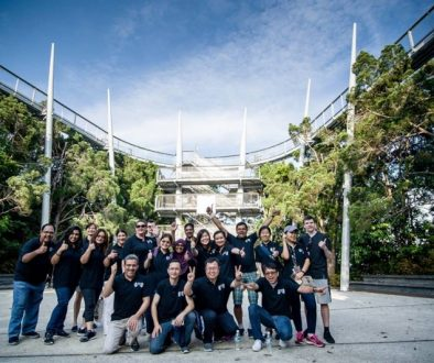 Corporate Special Series Outing and Team Building at the Habitat Penang Hill with AMD