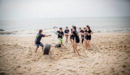 Batu Ferringhi Beach Team Building